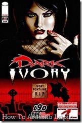 P00004 - Dark Ivory #4