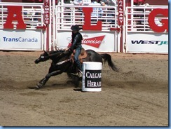 9463 Alberta Calgary - Calgary Stampede 100th Anniversary - Stampede Grandstand - Calgary Stampede Ladies Barrel Racing Championship