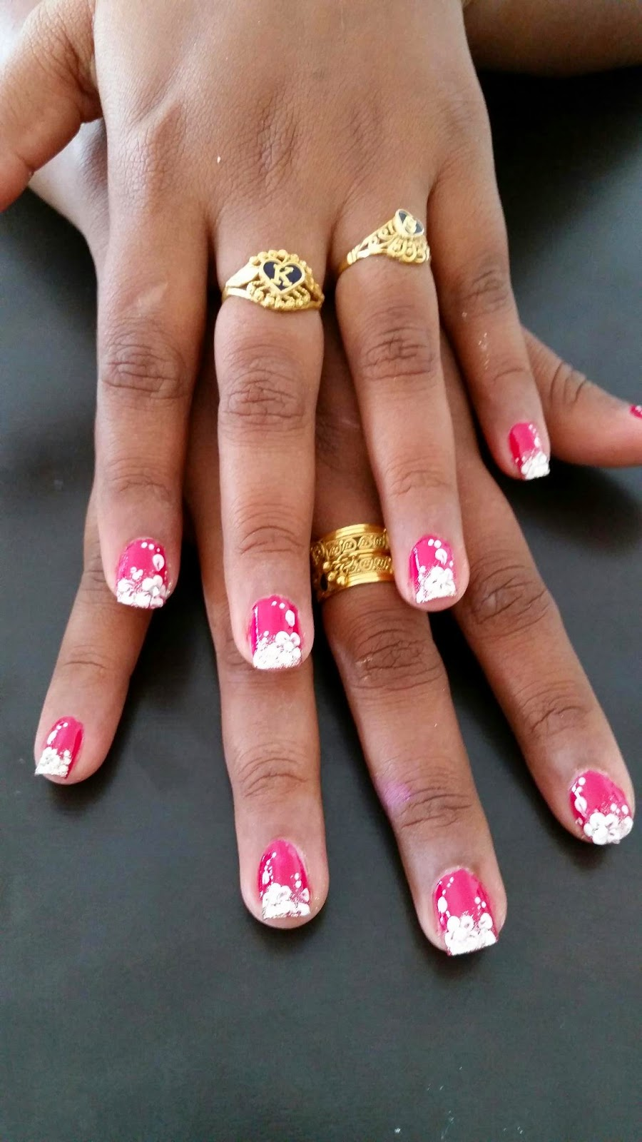 Nail Art For Wedding Sugar Spice And Everything Nice