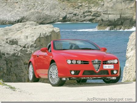 Alfa Romeo Spider (2006)2