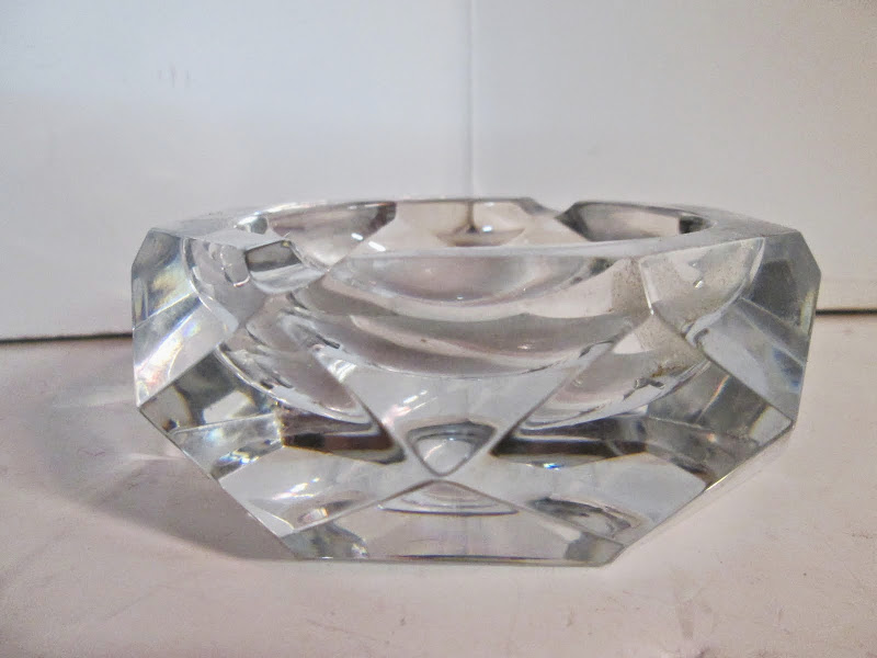 Baccarat Ashtray