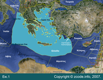 Greek EEZ by GZ