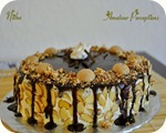 Chocolate - Almond cake 16