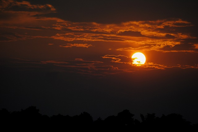 Sunset_by_Subhadip Mukherjee