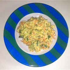 Curried Walnut Rice Salad