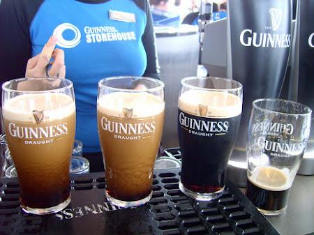 Iunia Pasca: Am baut un Guiness la Dublin
