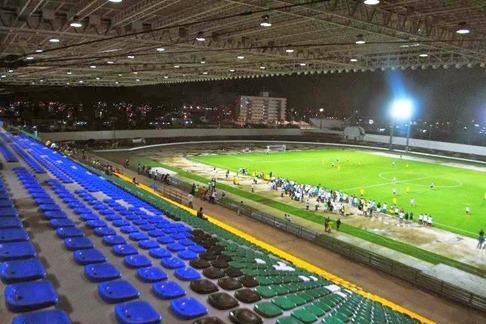 Estádio Zerão, Macapà - Amapà