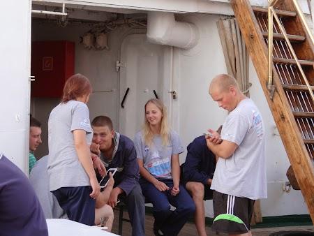 28. Marinari - fete si baieti de pe Sedov.JPG