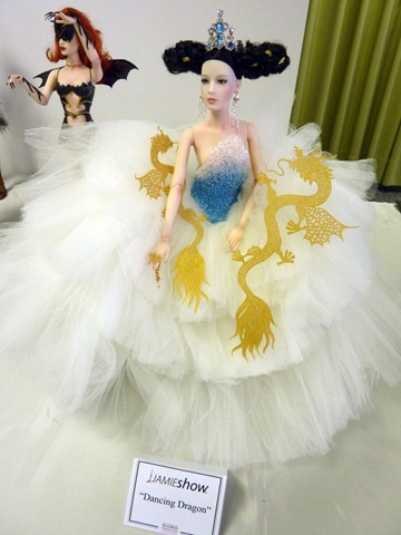 Madrid Fashion Doll Show - Jamie Show BJD 1