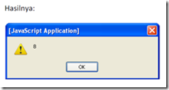 Javascript application in website design