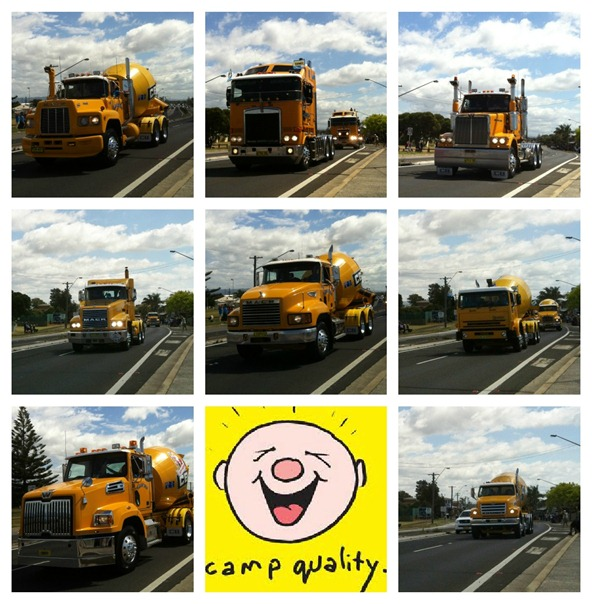 i98 Convoy 2012 - CB Collage