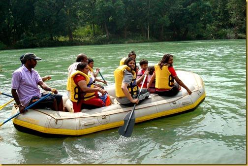 londa-rafting