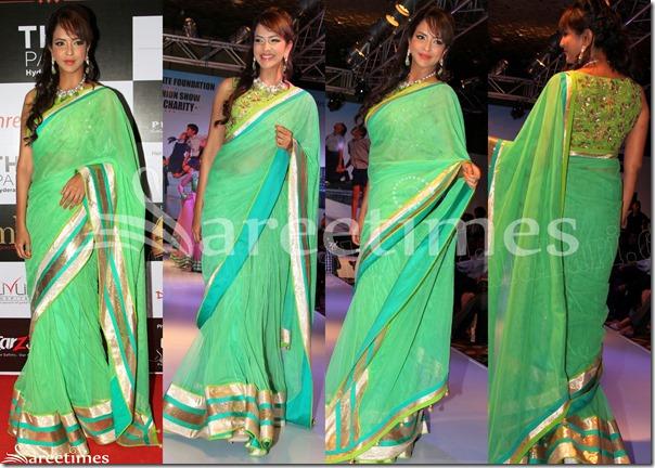 Lakshmi_Prasanna_Green_Saree