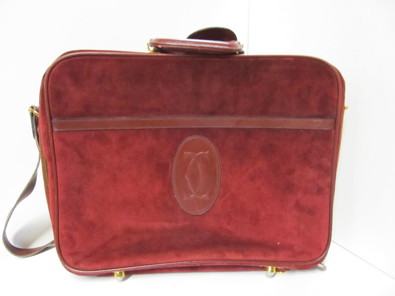Cartier Briefcase