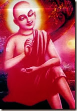 [Lord Chaitanya as sannyasi]