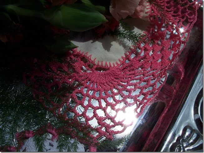 Carnation tea tray 011