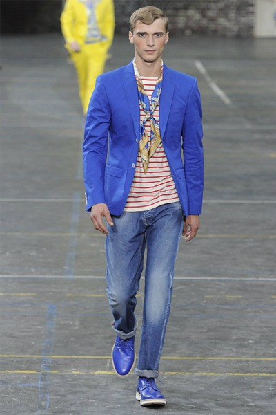Paris Fashion Week Primavera 2012 - Kenzo Homme