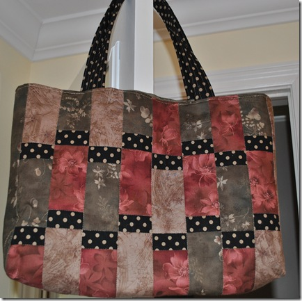 Quilted Bag 003