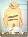 pikachu disfraz casero