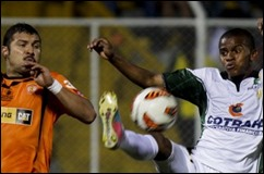 Cobreloa vs La Equidad
