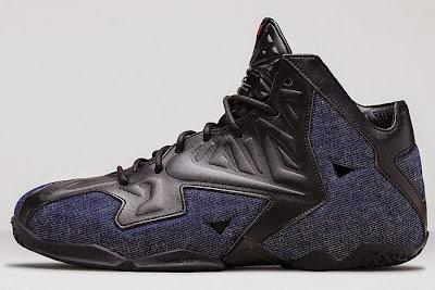 nike lebron 11 nsw sportswear ext denim 4 03 Nike LeBron XI EXT Denim QS Nikestore Release Information