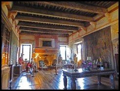 a chateau grand room