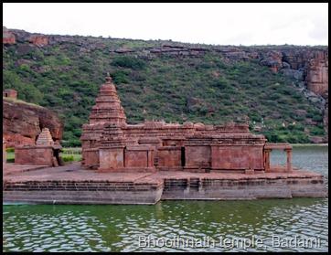 Bhoothnath temple, Badami