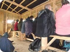 durham wildlife trust's bird hide