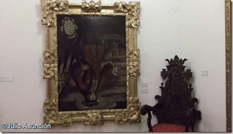 Retrato de Felipe V - Museo de l´Almodí - Játiva