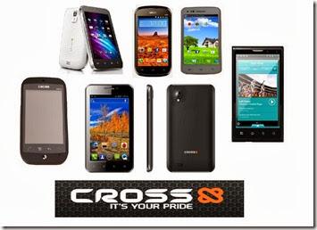 september lalu cross meluncurkan dua produk smartphone android terbaru ...