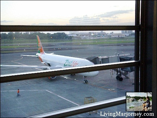 Flying with Zest Air