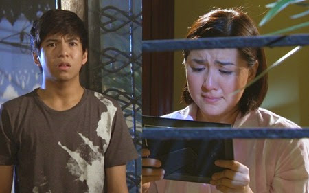 Nash Aguas and Ara Mina play mother and son in MMK