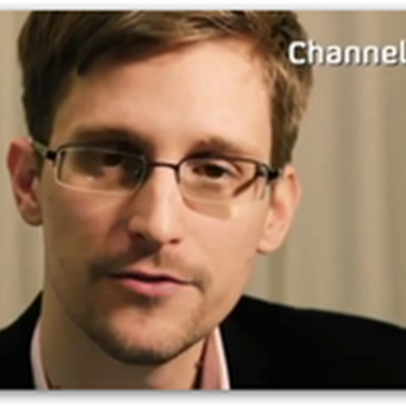 "Edward Snowden Christmas Message: ""Privacy Matters And Allows Us To Be Who We Are and Who We Want To Be"" (Video)"