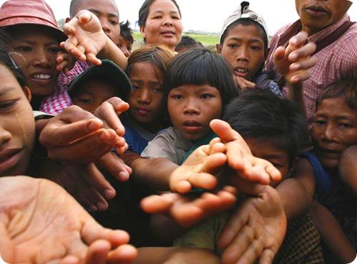 Birmânia, hoje Myanmar