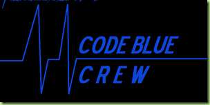 Code Blue Crew Logo