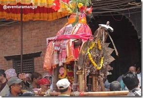 Procissão em Bhaktapur 2