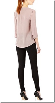 WH zip front blouse2