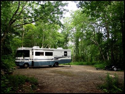 Camden Hills Campground 003