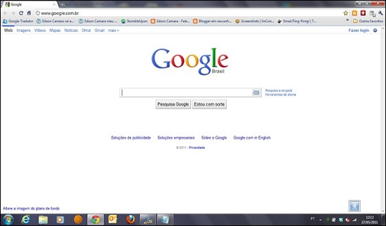 googlepaginainicial