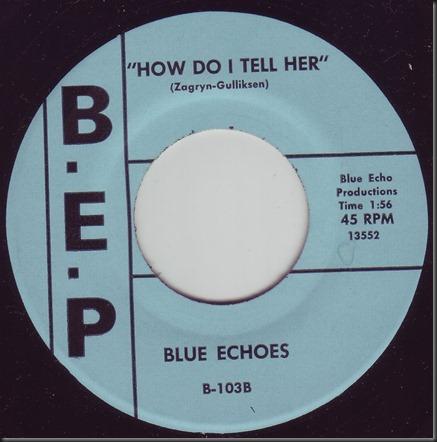 blue echoes