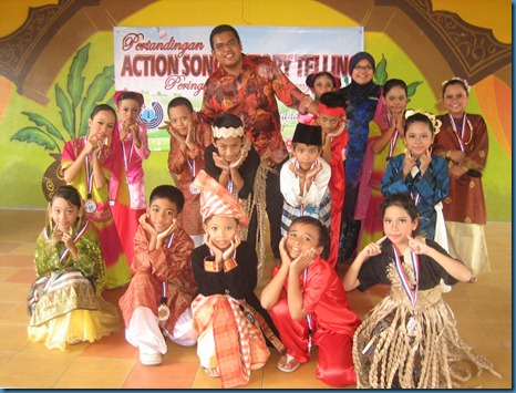 Action Song 3