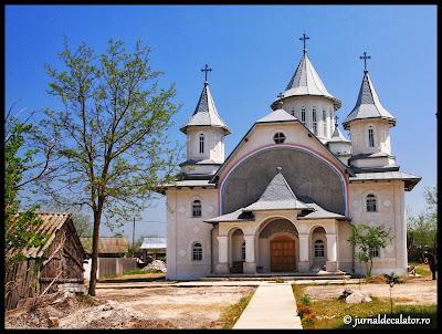 Biserica din C. A. Roseti
