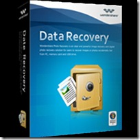 Wondershare Data Recovery v3 Windows