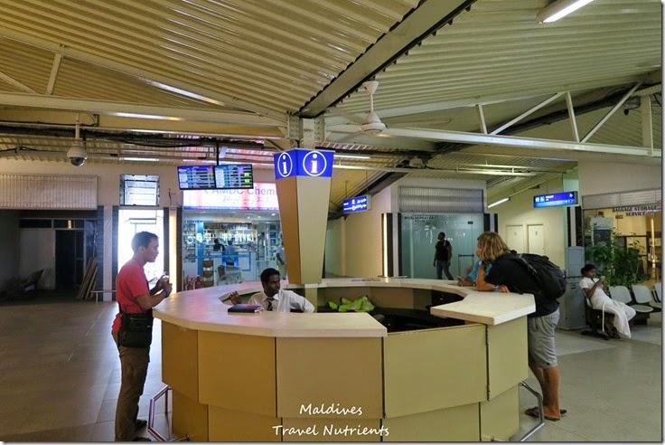 馬爾地夫 機場 機場島 (1)