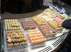 Nov 19 - Macaroons, Galleries Lafayette, Paris