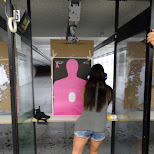 pink targets for the girl in North Tonawanda, New York, United States