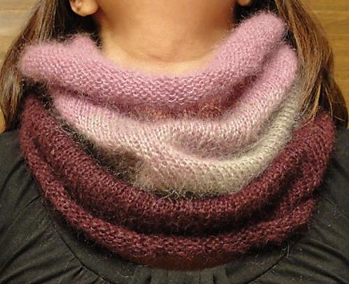 Мужской шарф спицами узоры схемы