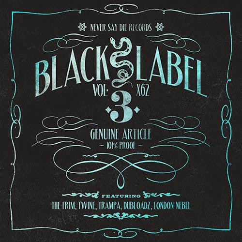 Tracklist Never Say Die Never Say Die Records Black