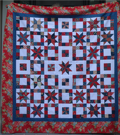 Carols quilt (Small)