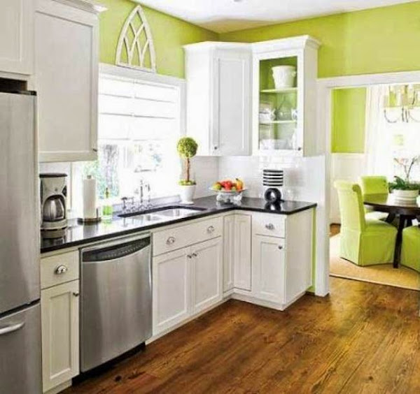 Photo 01 Painting Kitchen Cabinet With White Color Painting Kitchen Cabinets White